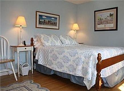 Brewster Cape Cod vacation rental - 2nd upstairs bedroom, Queen bed