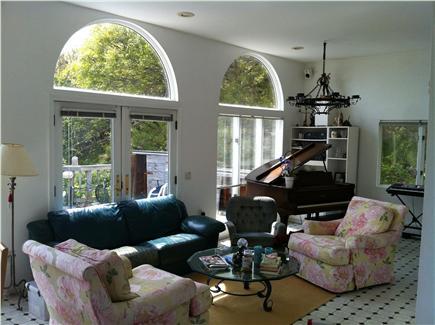 Wellfleet Cape Cod vacation rental - Main living area