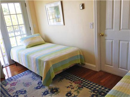 West Yarmouth Cape Cod vacation rental - Loft bedroom (with deck)