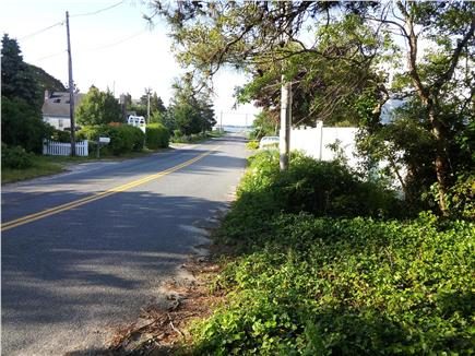 West Yarmouth Cape Cod vacation rental - View from Driveway