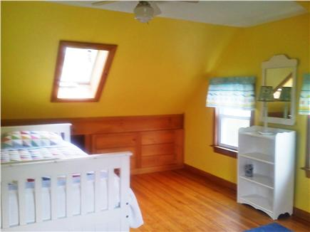 Sandwich Cape Cod vacation rental - Upstairs bedroom with twin trundle bed (sleeps 2)