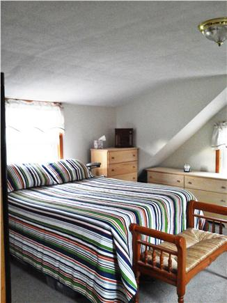 Sandwich Cape Cod vacation rental - Upstairs bedroom queen, loads of dresser space