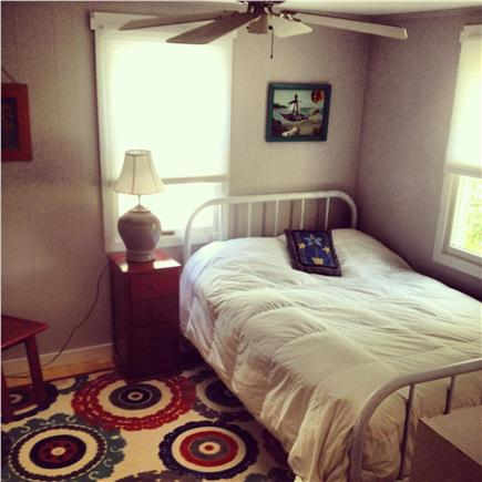 Eastham Cape Cod vacation rental - Bedroom with full bed - ceiling fans in every room