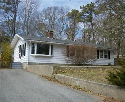 South Dennis Cape Cod vacation rental - Plenty of parking on paved driveway