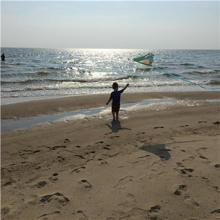 Eastham Cape Cod vacation rental - Kingsbury Beach is pristine and quiet and .8mi down the street