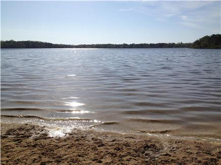 Eastham Cape Cod vacation rental - Wiley Pond (nearest beach)