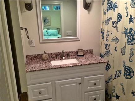 Mashpee Cape Cod vacation rental - Master Bathroom also has private bathroom with Shower/Tub