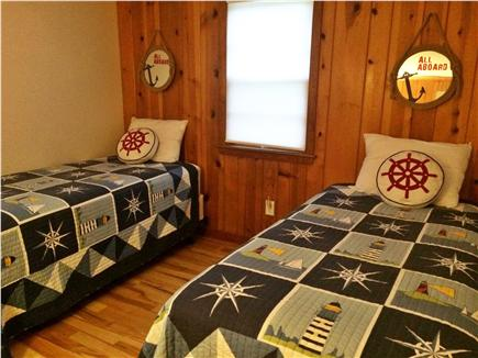 Mashpee Cape Cod vacation rental - Bedroom 2 with 2 twin beds.