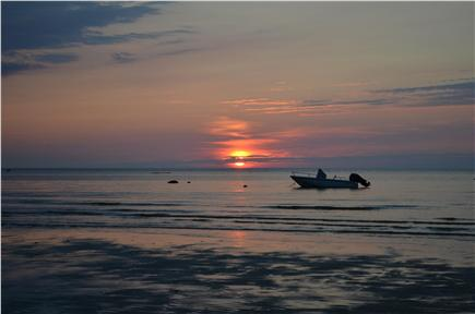 Brewster Cape Cod vacation rental - Breathtaking sunsets every night at Breakwater Beach!