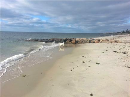 West Harwich Cape Cod vacation rental - Earle Road Beach, Restrooms, Lifeguards & Parking Lot