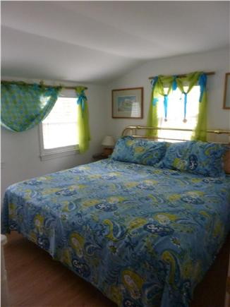 West Harwich Cape Cod vacation rental - Master Bedroom/King Size Bed,