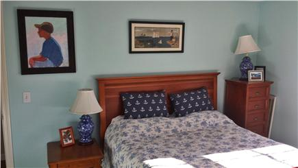 Eastham Cape Cod vacation rental - Cozy and bright master bedroom.