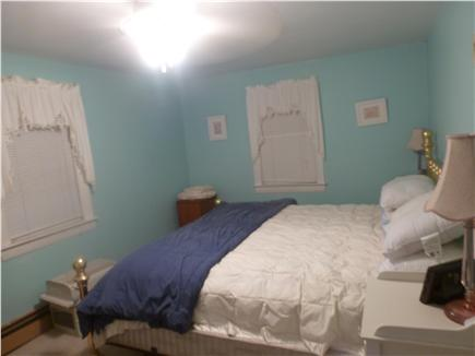 West Dennis Cape Cod vacation rental - Back bedroom with king bed