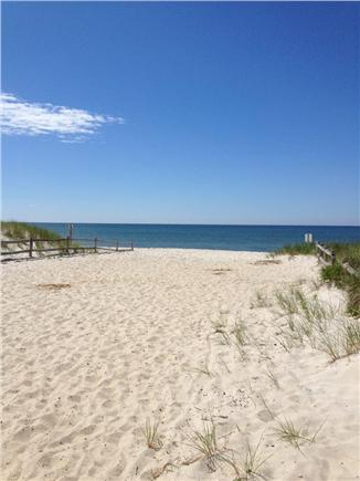 West Dennis Cape Cod vacation rental - Right of way to private neighborhood beach