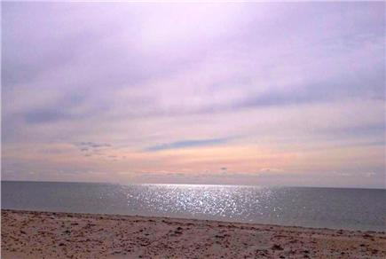 West Dennis Cape Cod vacation rental - View from private neighborhood beach