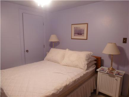 West Dennis Cape Cod vacation rental - Front bedroom with double bed