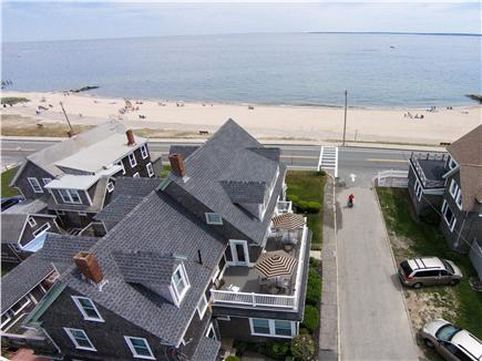 Falmouth Cape Cod vacation rental - Views of Vineyard Sound & steps to Falmouth Heights Beach!