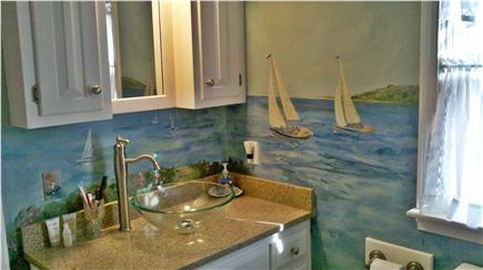 East Sandwich Cape Cod vacation rental - Upstairs shared bath