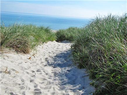 East Sandwich Cape Cod vacation rental - Public access to East Sandwich beach