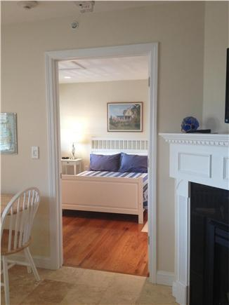 Dennis Cape Cod vacation rental - Spacious bedroom with full private bath