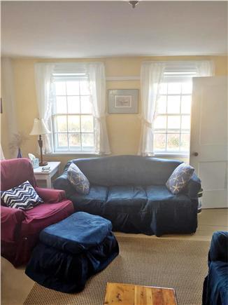 Indian Neck / Wellfleet Cape Cod vacation rental - Living room view 1