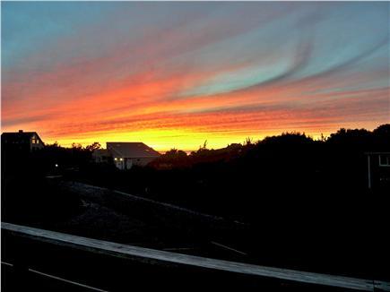 Truro Cape Cod vacation rental - Beautiful Cape Cod sunset!