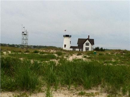 Chatham Cape Cod vacation rental - Stage Harbor Light, walkable from Hardings Beach, 8/10 mile away