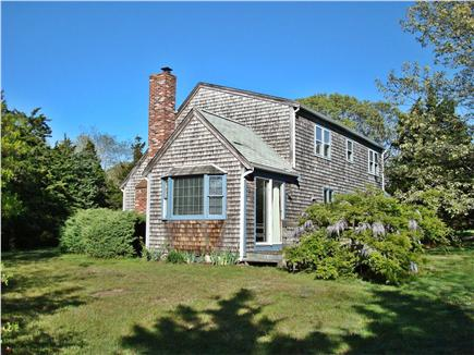 Eastham Cape Cod vacation rental - Deck and Dining Room Bay Window