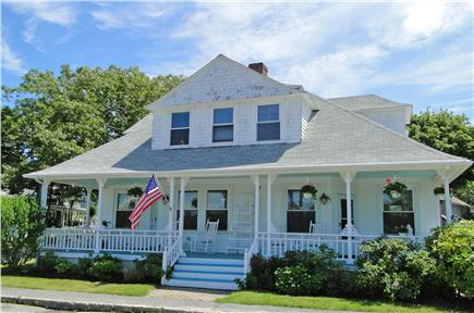 Onset on Water Street Inlet MA vacation rental - Charming 1880 Victorian Home with North & South Availability