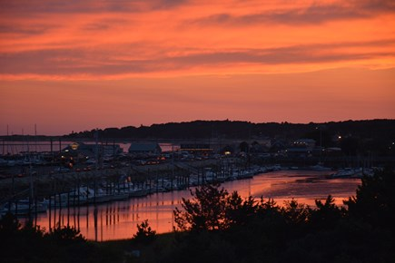 Wellfleet Cape Cod vacation rental - Ever changing sunsets from this special spot.