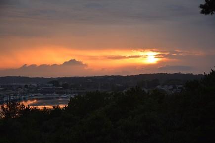 Wellfleet Cape Cod vacation rental - Sunset