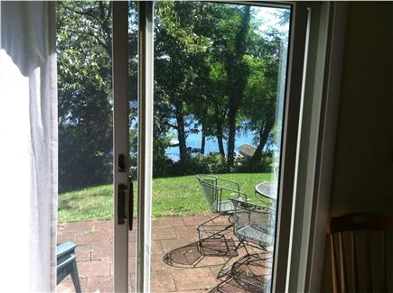 Orleans Cape Cod vacation rental - View from the living room