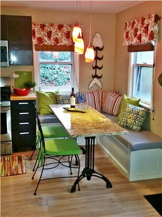 Orleans Cape Cod vacation rental - New dining area....