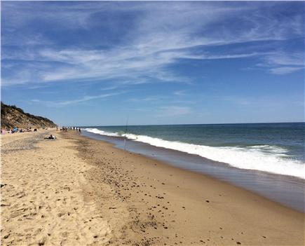 Eastham Cape Cod vacation rental - National Seashore Nauset Light Beach 1 1/2 miles from house