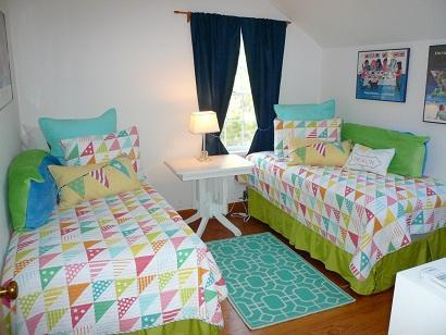Truro Cape Cod vacation rental - Another Bedroom in the Apartment shares hall bath