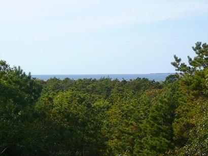 Truro Cape Cod vacation rental - Views of Cape Cod Bay seen From Second Level Deck. Sunsets!!!
