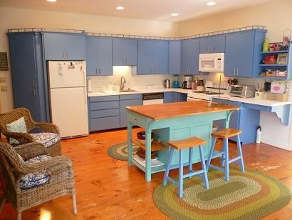 Truro Cape Cod vacation rental - Lots of dining space New stainless steel appliances for 2015