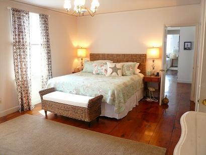 Truro Cape Cod vacation rental - Bedroom in Main house with Full Bath