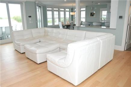 Dennis Cape Cod vacation rental - The Living Room