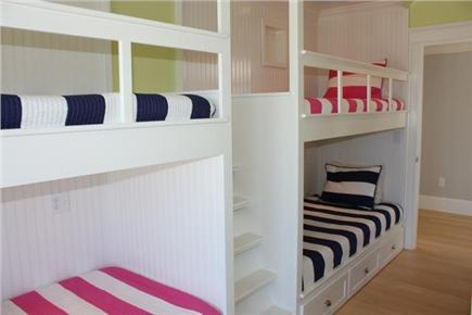 Dennis Cape Cod vacation rental - The Second Floor Children's Suite Bedroom