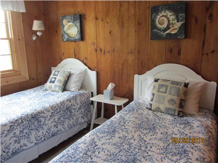Eastham Cape Cod vacation rental - Bedroom with twin beds