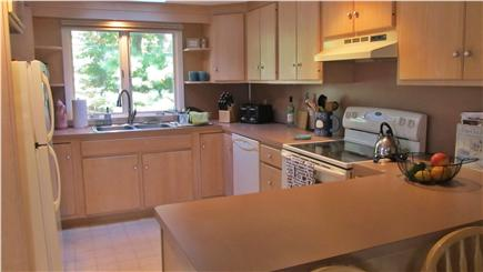 North Eastham Cape Cod vacation rental - Fully equipped kitchen with dishwasher and microwave