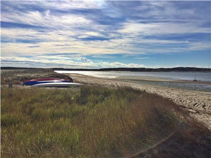 Wellfleet Cape Cod vacation rental - Fox Island Conservation Beach