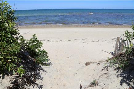 Brewster Cape Cod vacation rental - Private community beach on Cape Cod Bay