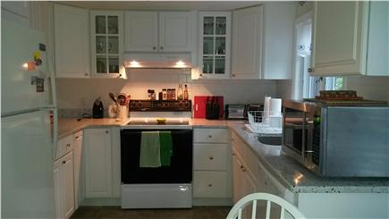 East Harwich Cape Cod vacation rental - Renovated kitchen- New Dishwasher, microwave