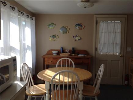 East Harwich Cape Cod vacation rental - Kitchen - Dining Area