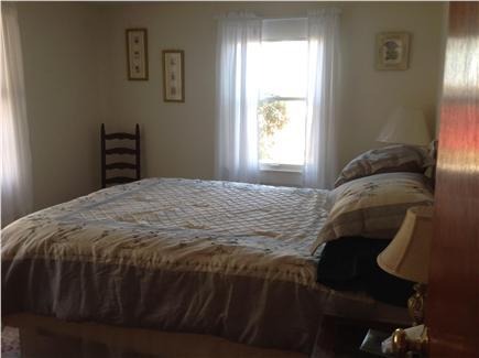 East Harwich Cape Cod vacation rental - Queen Bed- Bedroom 1