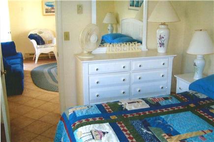 Dennis Port Cape Cod vacation rental - 1st  Bedroom with queen bed