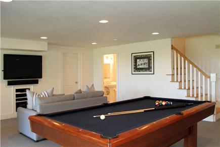 Orleans Cape Cod vacation rental - Billiard Room