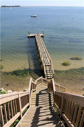 Orleans Cape Cod vacation rental - Association Dock